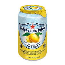 SANPELLEGRINO Italian Sparkling Fruit Beverage 1115
