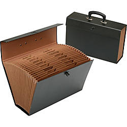 SKILCRAFT 19 Tab Expanding File Box