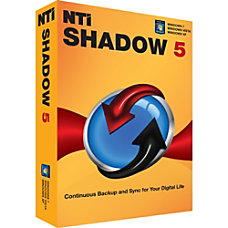 NTI Shadow 5 for Windows Download
