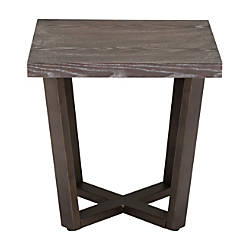 Zuo Modern Brooklyn Side Table Square