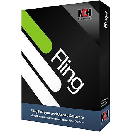 Fling FTP Power Edition, Download Version