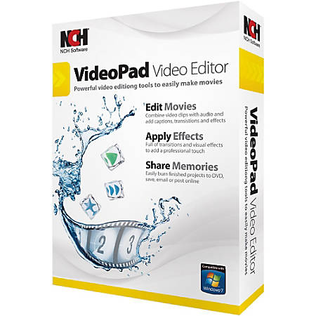 VideoPad, Download Version
