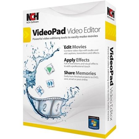 скачать эффекты для videopad video editor