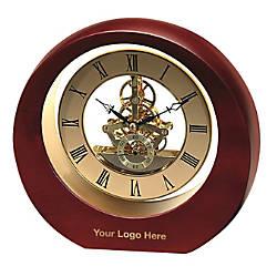 Solstice Clock 7 18 H x