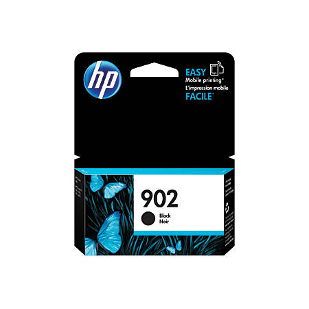 HP 902 Black Ink Cartridge (T6L98AN#140) Item # 468716