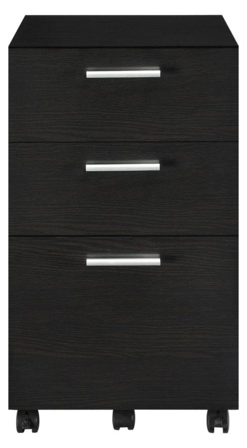 Beautiful Espresso File Cabinet Wood