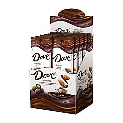 Dove Dark Chocolate And Cinnamon Almonds