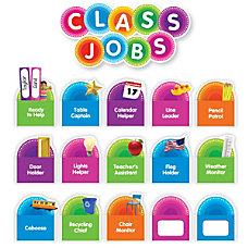 Color Your Classroom Class Jobs Bulletin