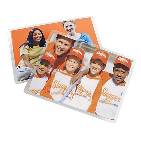 Swingline® GBC® UltraClear™ Thermal Laminating Pouches, Letter Size, Pack Of 50