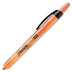 Sharpie Accent Retractable Highlighter Micro Point