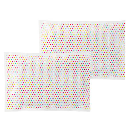 "Bentology Cool Packs, 4-1/4""H x 1-1/4""W x 7-1/4""D, Multicolor, Set Of 2 Packs"