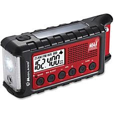 Midland ER310 EReady Emergency Crank Weather