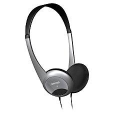 Maxell Lightweight Stereo Headphones