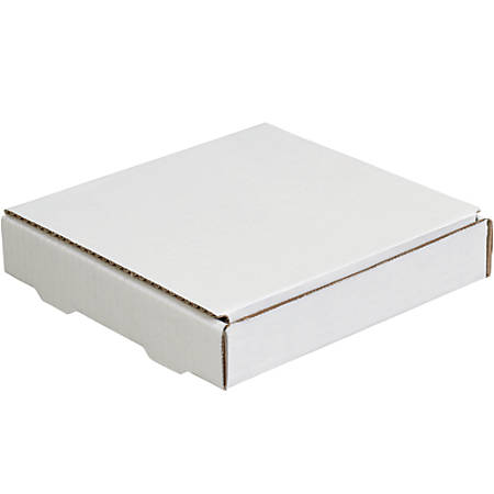 """Office Depot® Brand Literature Mailers, 1 1/4"""" x 12"""" x 12"""", White, Pack Of 50"""