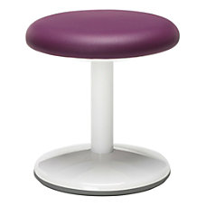 OFM Orbit Static 14 Stool PurpleWhite