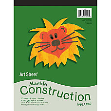 Art Street Construction Paper 9 x