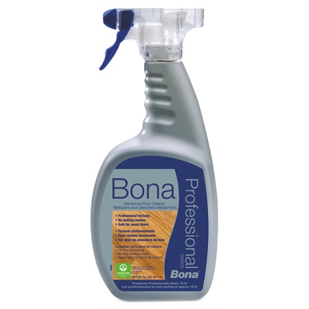 Bona Hardwood Floor Cleaner 32 Oz Spray Bottle By Office Depot Officemax