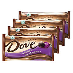 Dove Promises Dark Chocolate And Almonds