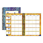 Carson Dellosa Education Galaxy Teacher Planner Plan Book, Grades Pre-K to 12
