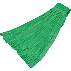 SKILCRAFT Microfiber Tube Mophead Green
