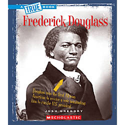 Scholastic A True Book Biographies Frederick