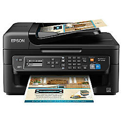 scan multiple pages into one pdf epson