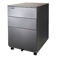 Aurora 24 D 3 Drawer Metal