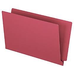 Pendaflex Straight Cut End Tab File