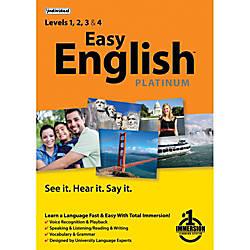 Easy English Platinum Download Version
