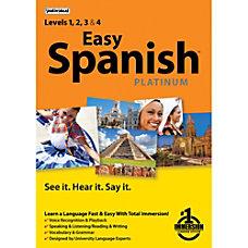 Easy Spanish Platinum Download Version