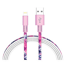 Ativa Flat Lightning Cable 6 Galaxy