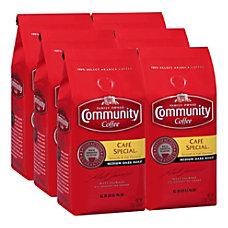 Community Coffee Arabica Ground Coffee Caf