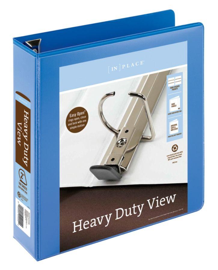 """Office Depot Brand Heavy-Duty Easy Open 2"""" D-Ring View"""