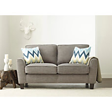 Serta Astoria Deep Seating Loveseat Light