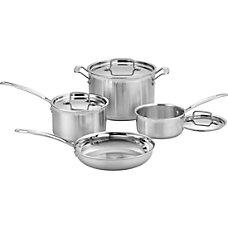 Cuisinart MultiClad Pro Cookware 15 quart