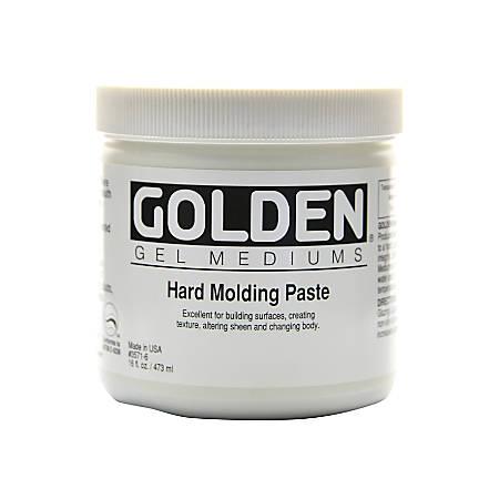 Golden Molding Paste, Hard, 16 Oz