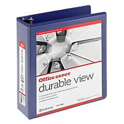 Office Depot Brand Durable D Ring