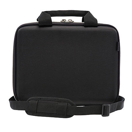 """Nuo Tablet Slim Brief For Apple® iPad® And Tablets Up To 10"""", Black"""