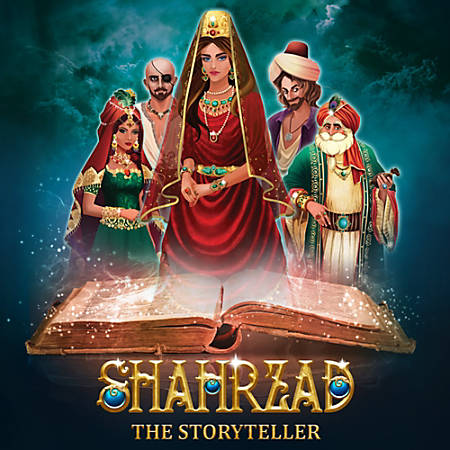 Shahrzad: The Storyteller (Steam Key)
