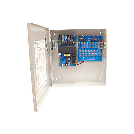 Altronix ALTV1224DC Proprietary Power Supply - Wall Mount - 110 V AC Input