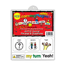 Barker Creek Magnets Learning Magnets PCS