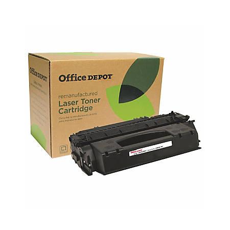 Office Depot® Brand OD53X (HP 53X) Remanufactured Black Toner Cartridge