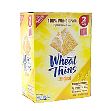 Nabisco Wheat Thins 40 Oz Box