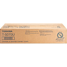 Toshiba T5070U Original Toner Cartridge Black