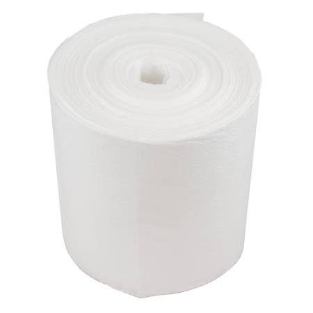 Diversey™ Easywipe Disposable Wiping Refills, White, 120 Wipes Per Tub, Carton Of 6 Tubs