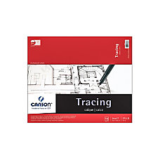 Canson Tracing Pad 14 x 17