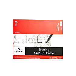 Canson Tracing Pad 19 x 24