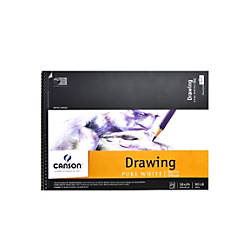 Canson Pure White Drawing Pad 18