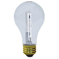GE Lighting 72W Crystal Clear A19