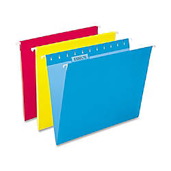 Oxford Color 15 Cut Hanging Folders